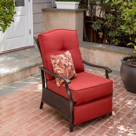 Better Homes And Gardens Providence Outdoor Recliner Replacement Cushions