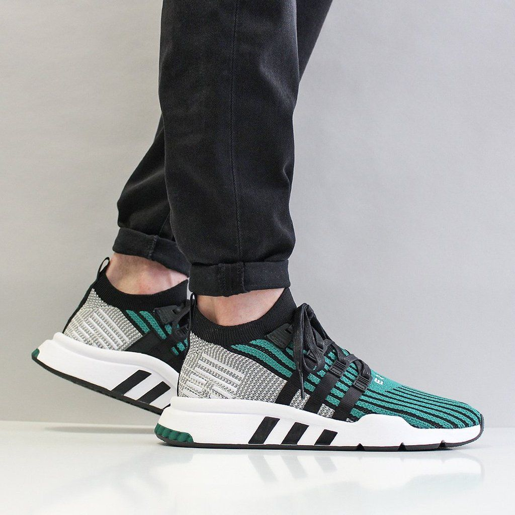 cdc2c0e68793 Adidas Originals EQT Support Mid ADV Primeknit Shoes