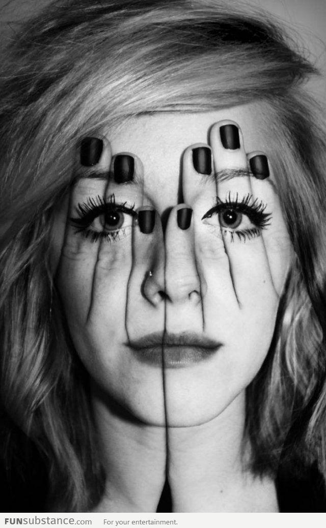 Two-faced Art..!!  #faceart  #makeup  #jewelexi