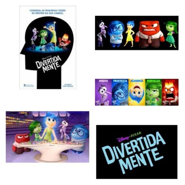Divertida Mente - Pixar