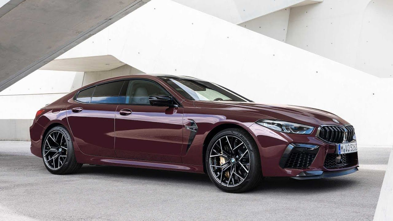 2020 Bmw M8 Gran Coupe Competition 4k Bmw Gran Coupe Coupe