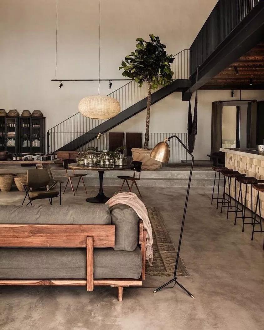Interior Design Ideas To Thai Style Home Wabi Sabi 44 Modern