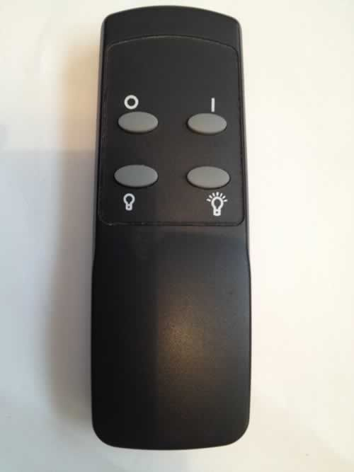Dimplex coal effect electric fire RC01008 Remote Control
