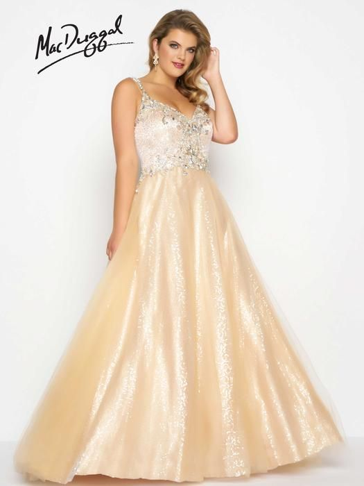 Fabulouss By Mac Duggal 65037F Uniquely Couture Bridal Bedford NH
