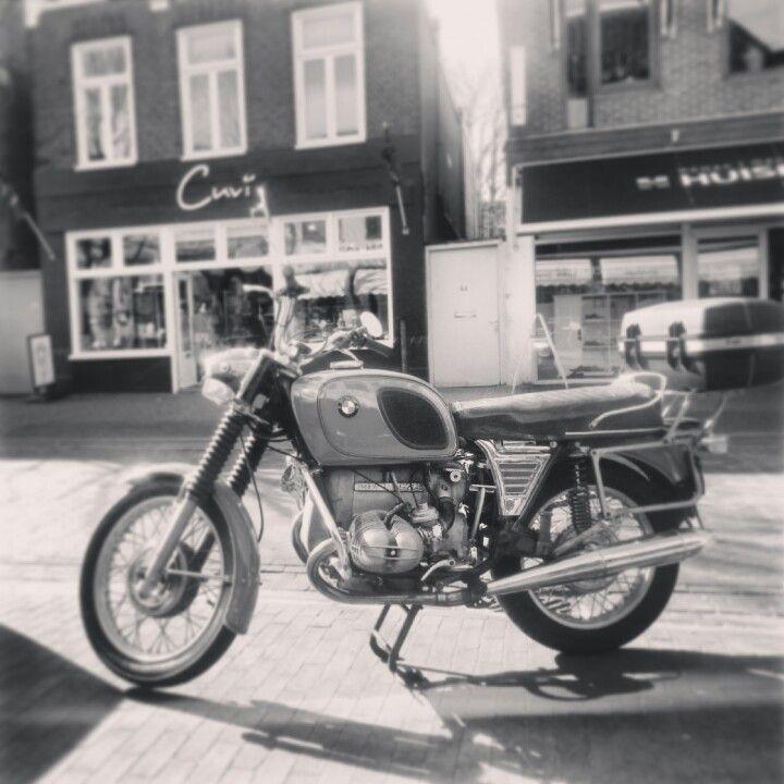 Bmw 755 mine bmw vintage bike art vintage cafe racer