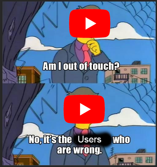 21 Of The Best Youtube Dislike Button Memes On The Internet Internet Funny Most Hilarious Memes Funny Memes