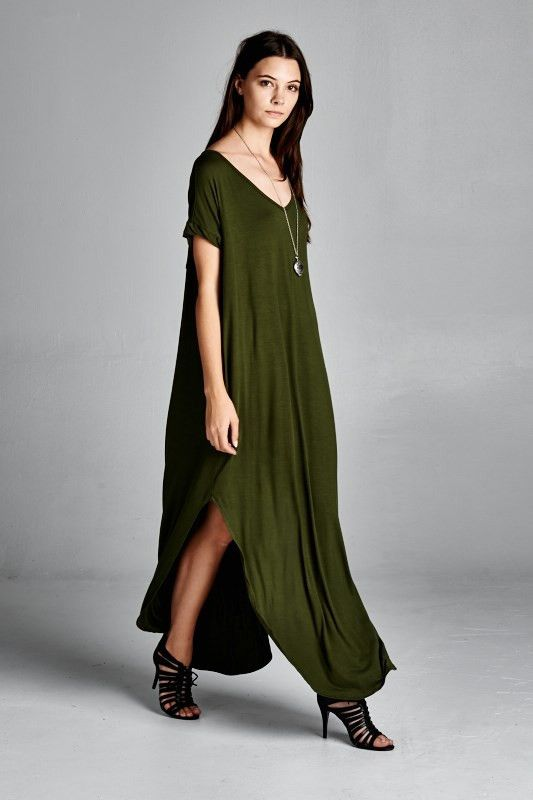 180cfffb31c9b Free Spirited Pocket Maxi (2 colors available)