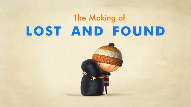 Lost Found By Georgina Lloyd Parry Making Of Documentary For E1 Entertainments Dvd Release Of The Animated Film Ad Lost Found Animation Film Picture Book