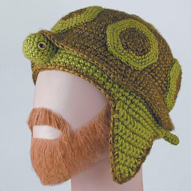 Ravelry: Turtle Hat pattern by Linda Wright - Lindaloo Enterprises ...