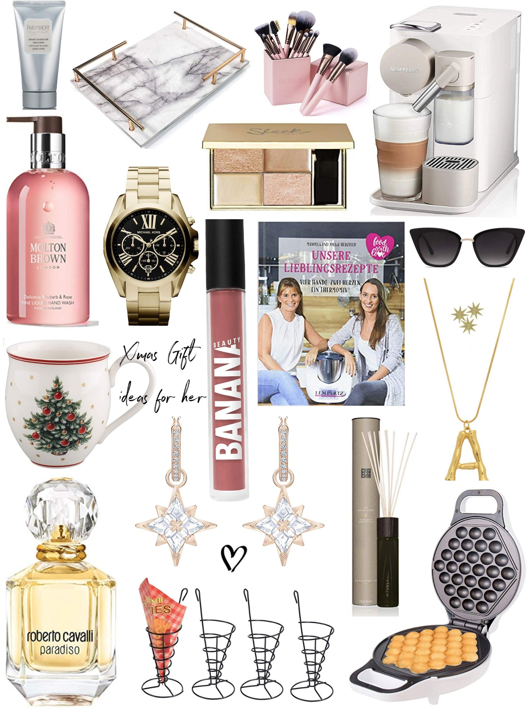 Christmas Gift Ideas for her FashionHippieLoves