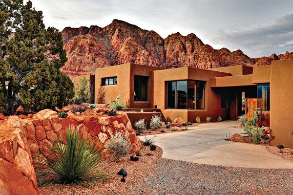 Terra Caelo by Gulch Design Group St George Utah Credit Danny