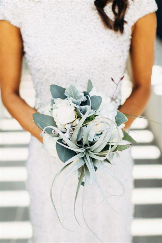 Photo of 27 bohemian winter bridal bouquets – Modekreativ.com
