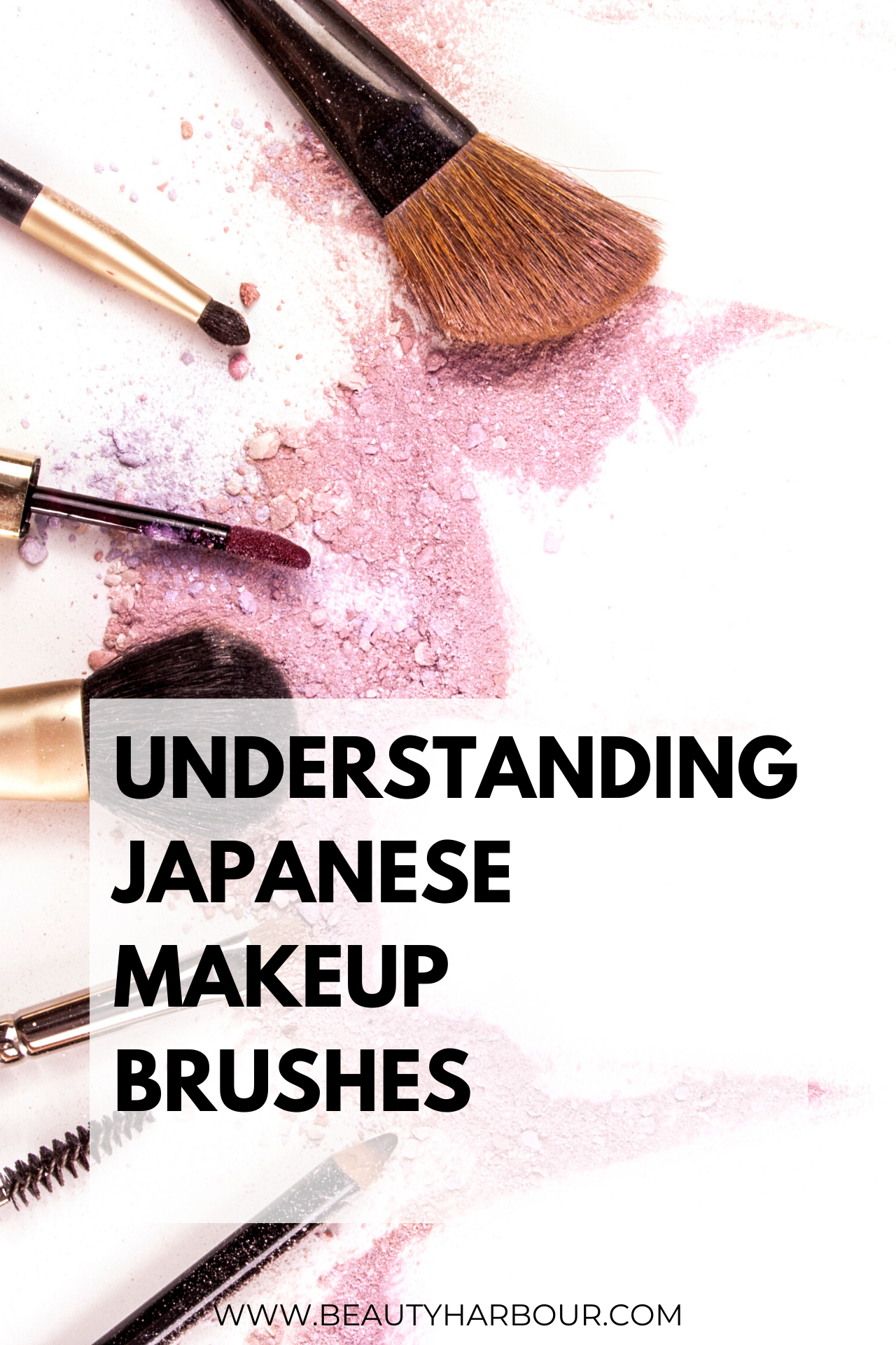 The secret behind why Japanese makeup brushes are the most
