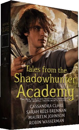 Read Tales From The Shadowhunter Academy By Cassandra Clare