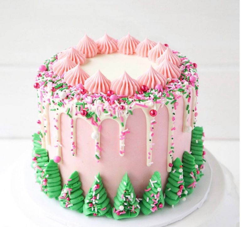 20 Festive Christmas Cakes - Find Your Cake Inspiration