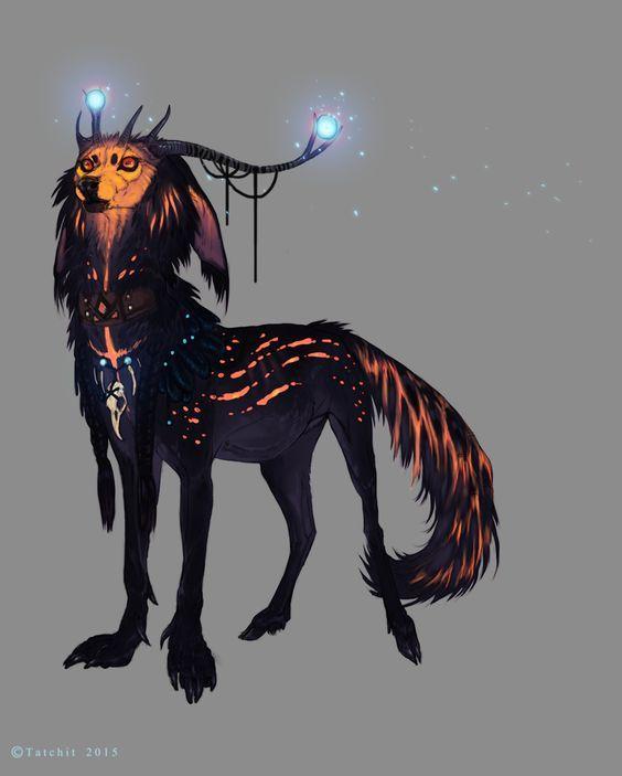 Pin de Andromeda Collins en Creature Design   Pinterest   Criatura ...