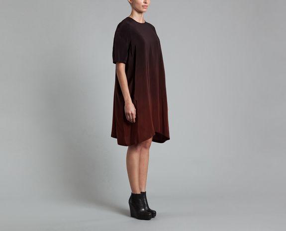 Robe Rona Wood Lutz Huelle en vente chez L'Exception