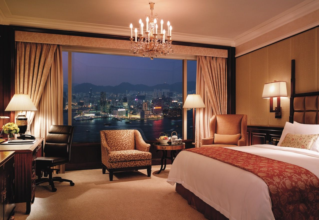 Best Of Hong Kong 5 Star Hotel Room With Floor To Ceiling View