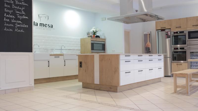 Escuela de Cocina La Mesa | Málaga http://lamesamalaga.com ...
