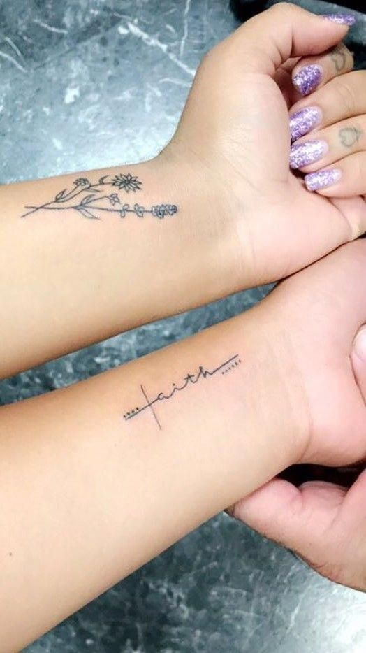 Cute Cover Up Wrist Tattoos: 25+ Best Wrist Tattoos Ideas For Girls