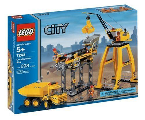 Lego City Construction Site Lego Http Www Amazon Com Dp B000639lfg Ref Cm Sw R Pi Dp 0i5otb1hkym5sysm Lego City Lego Construction Lego