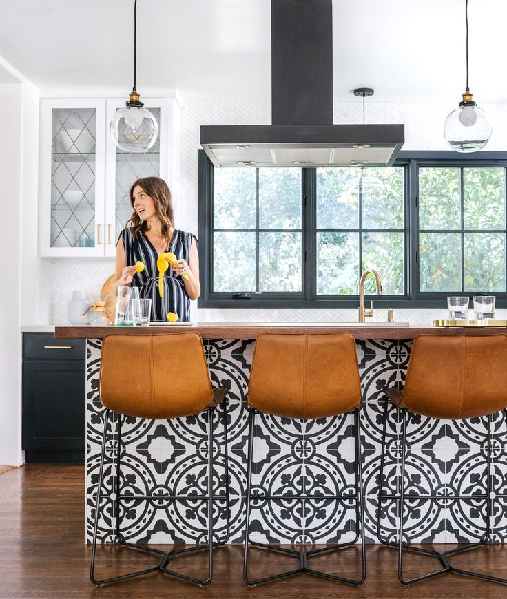 A Stunning Home Renovation Brightens a Spanish Colonial Revival Home