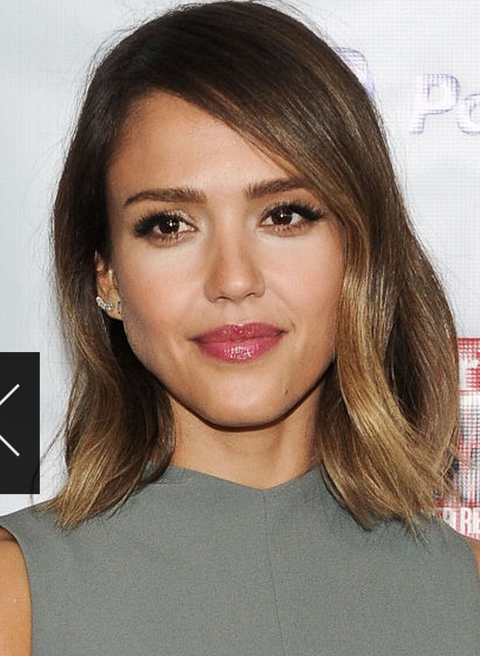 Best 25 Jessica Alba Bangs Ideas On Pinterest Jessica Alba