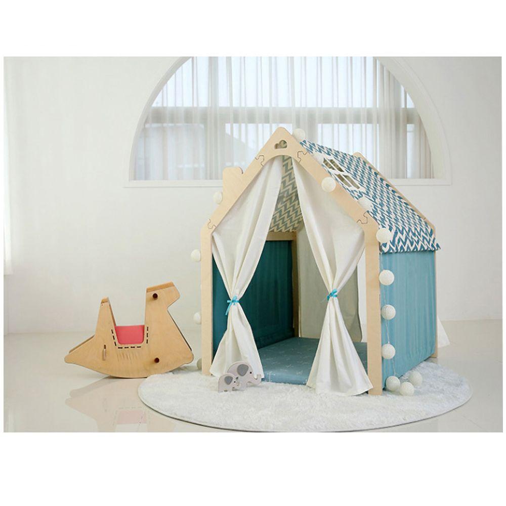 Liebe Baum Kinder Spielhaus Tragbare Holz Modernen Lustige
