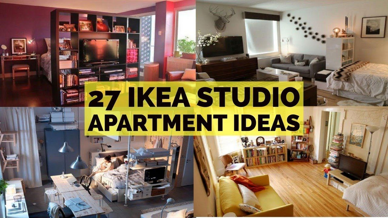27 Ikea Studio Apartment Ideas Home