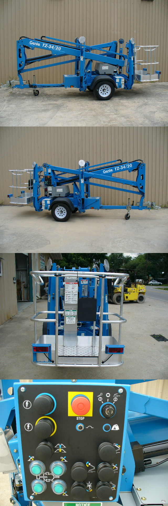 e1f7edec3eb90235843edcd794b32b3e heavy equipment 2017 genie tz 34 20 towable trailer mounted genie tz 34 20 wiring diagram at bayanpartner.co