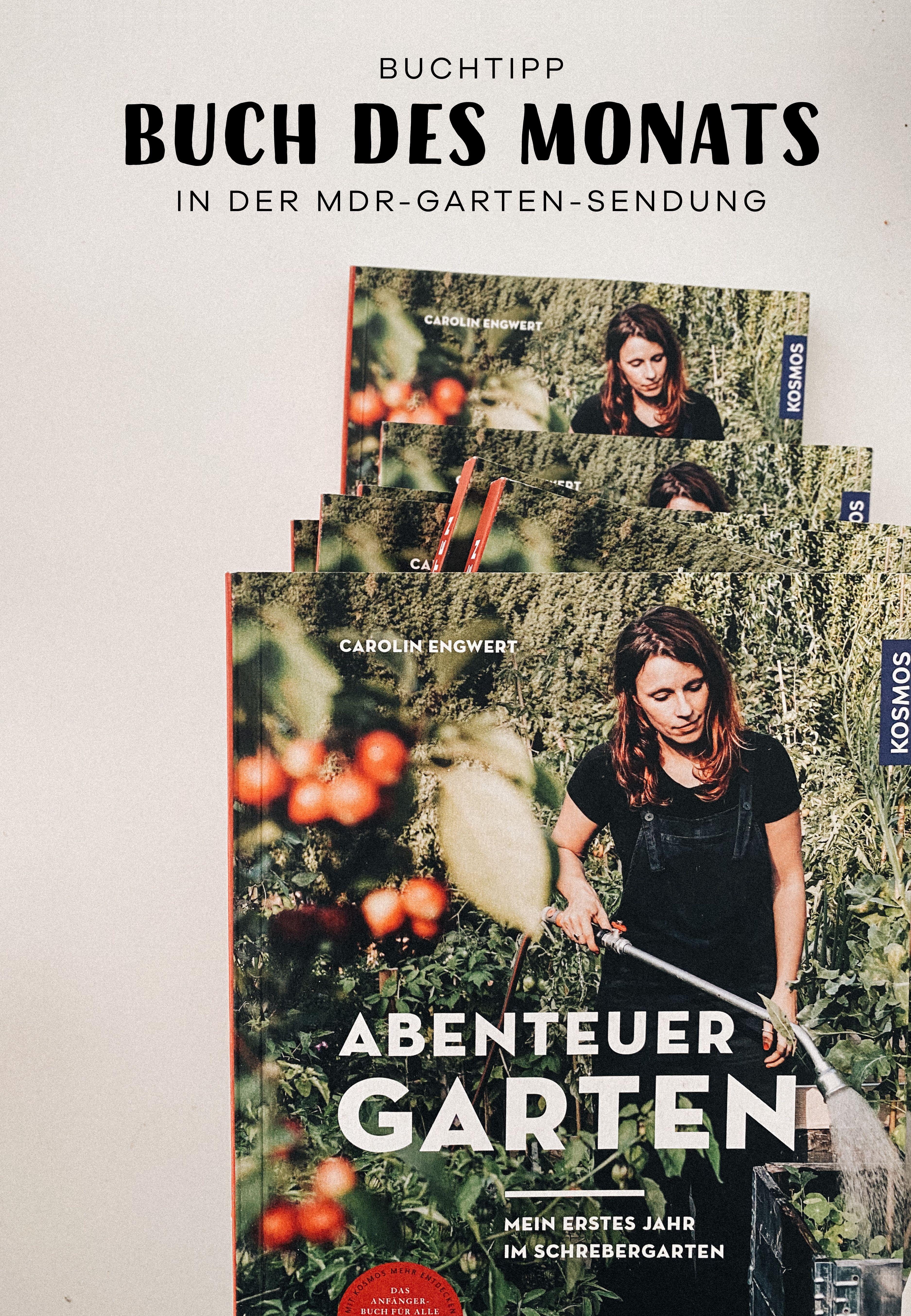 Buch Des Monats Bei Mdr Garten In 2020 Mdr Garten Schrebergarten Garten