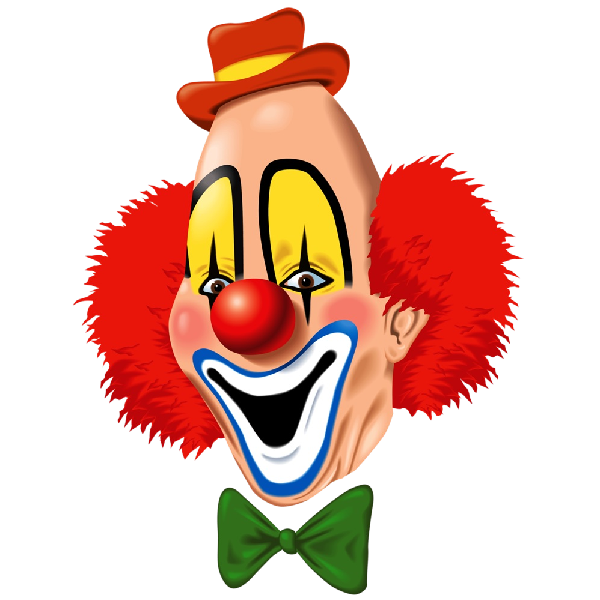 Party Clowns And Party Balloons Png Images On A Transparent Background Clip Art Badut Hewan