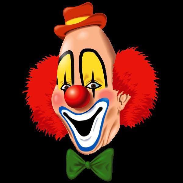 Clown Makeup Png