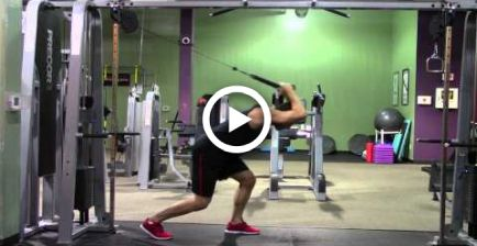 Gym Machine Workout - HASfit Weight Machine Workouts - Cable Machine Exercises #fitness