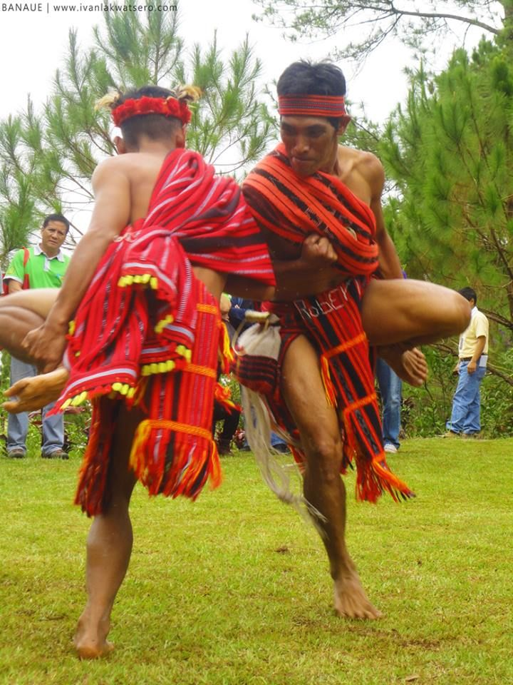 Have you ever witnessed a traditional Ifugao dance before