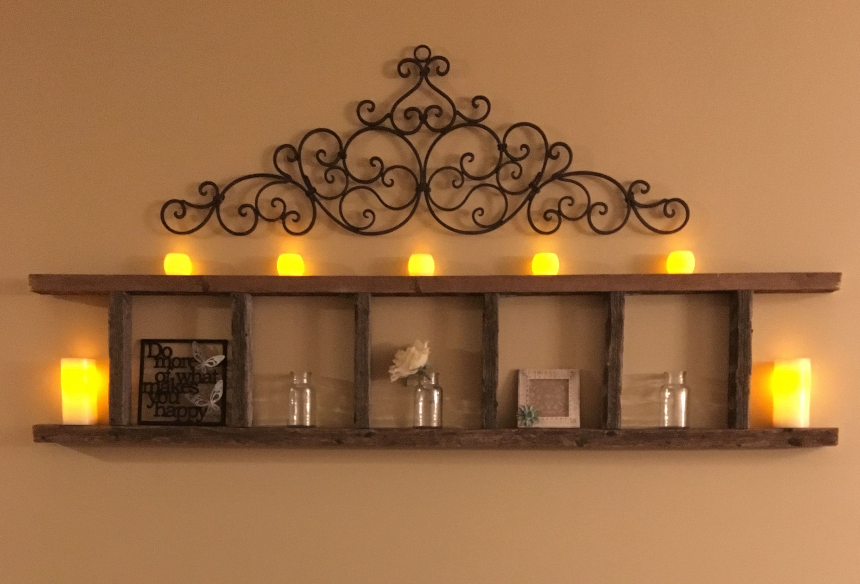 Wall art w candles lit javanus pinterest wall art art and lit