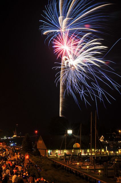 South Haven Michigan Fireworks