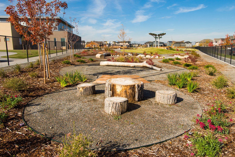 School Playground Learning Landscape Nature Play Landscape Architecture Park Colorado Landscape Landscape Architecture Design