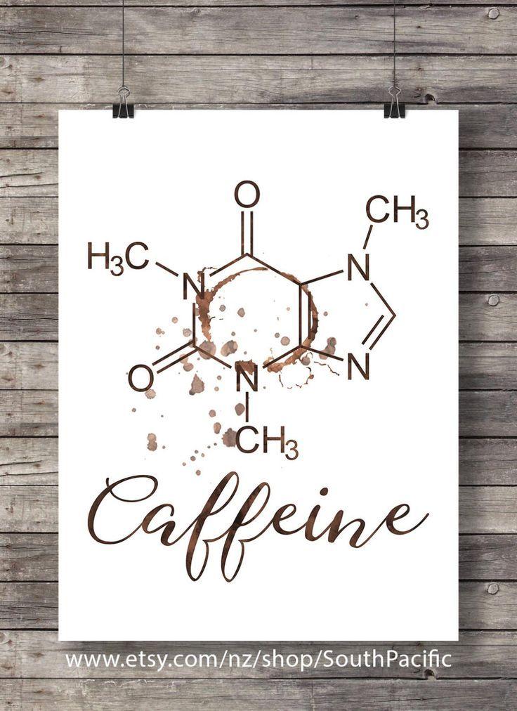 Druckbare Kunst Printable art, Coffee art, Coffee lover