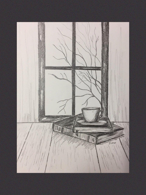 Pencil Drawing Book