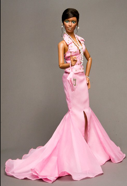 Doll Aka | Barbie Prom Dress | Pinterest | Black barbie, Prom and ...