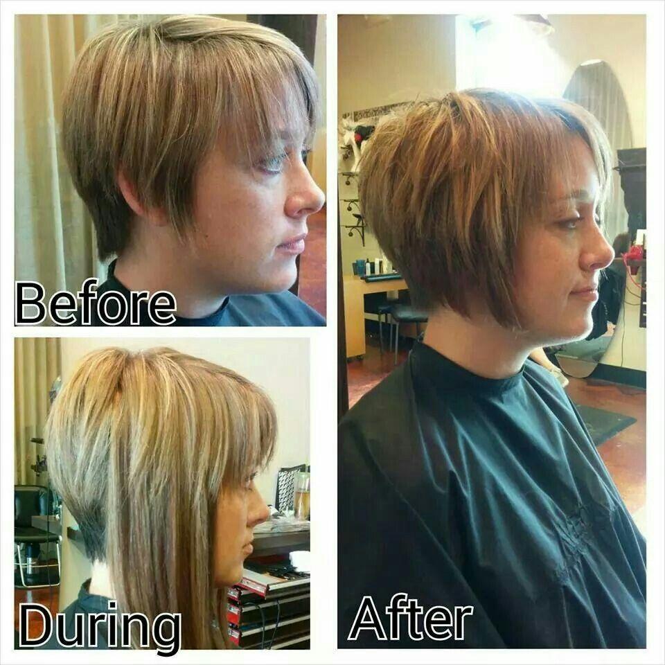 Pin on Short bob haircut