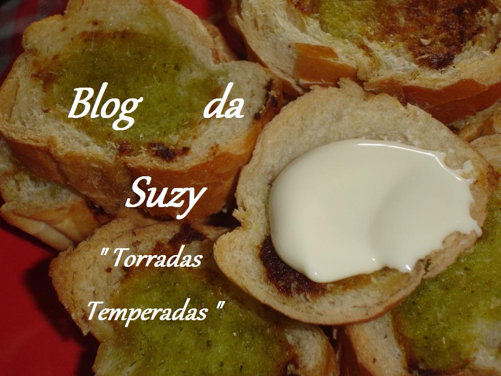 Blog da Suzy : Torradas Temperadas (fácil)