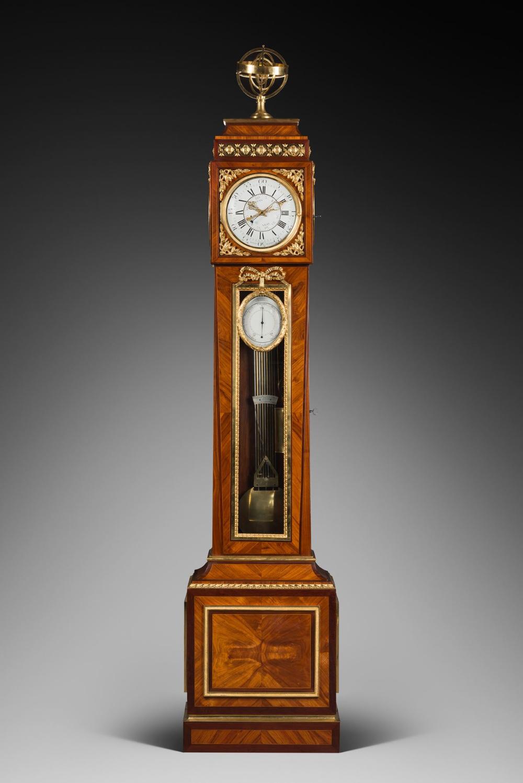Robin Rosewood Gilt Bronze Longcase Regulator For Sale In 2020 Antique Clocks Antique Wall Clock Bronze