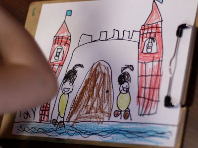 How to Draw a Castle - Fairy Dust Teaching