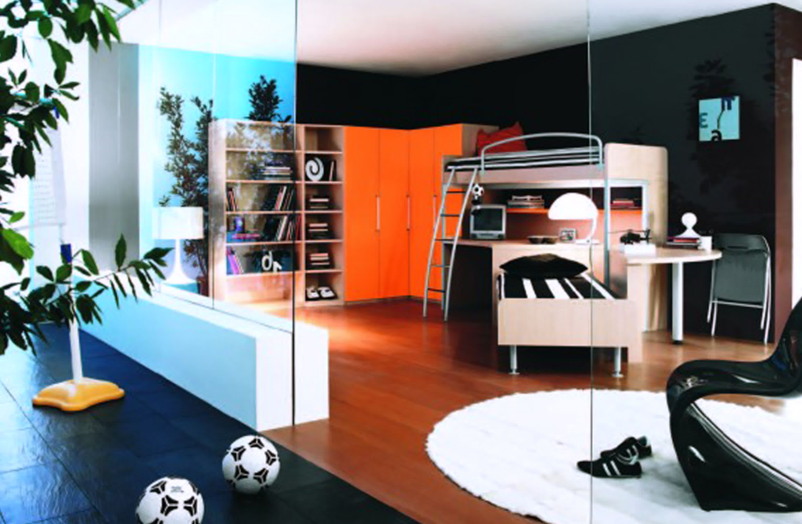 Schlafzimmer Für Jungs Cool Inspirations Bedroom Designs Girls Decorating Ideas For Your | Teenager Zimmer, Schlafzimmer Design, Coole Betten Für Jugendliche