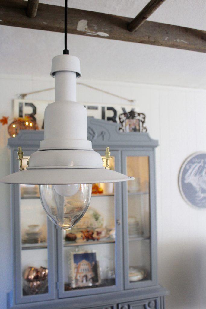ikea ottava pendant light makeover home pinterest farmhouse