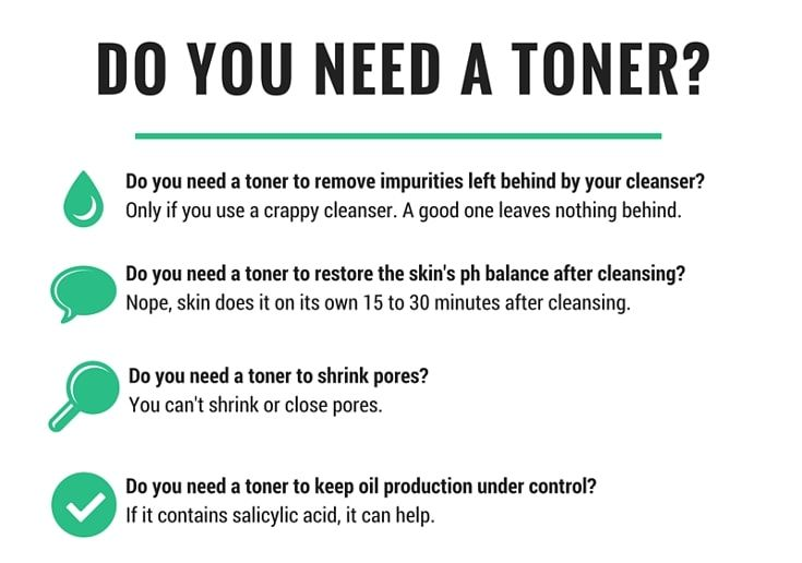 Is Toner Necessary The Answer May Surprise You What Does Toner Do Skin Advice Toner
