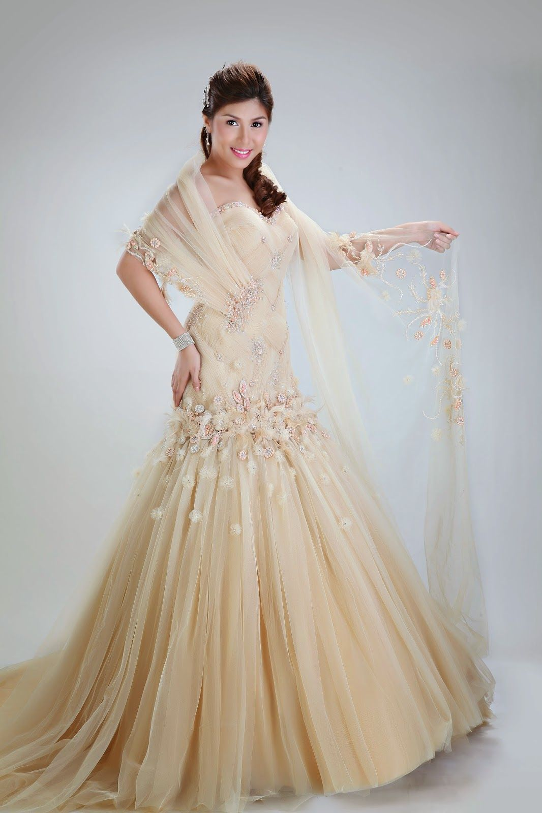 Philippines Wedding Gown Designer