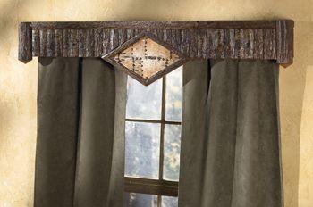 Rustic Window Treatments Rustic Window Treatments Kitchen Window Treatments Rustic House